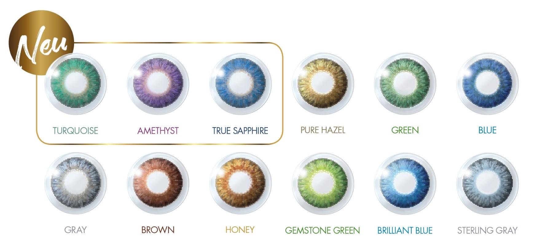 5b6f2b680c4 Contact Lenses - Air Optix Colors (FreshLook) - 2 color lenses - buy online  at lensvision.ch
