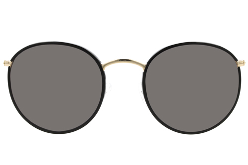 product image LENSVISION - #CrazyBarcelona - Schwarz/Gold