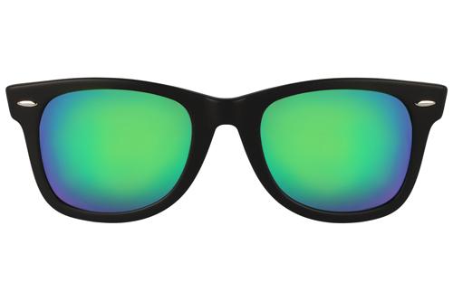 product image LENSVISION - #SunnyMiami - Matt Schwarz/Grün