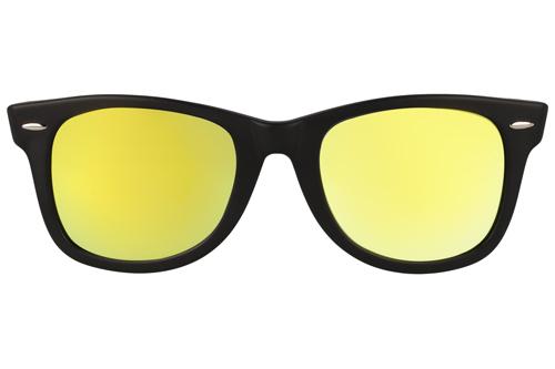 product image LENSVISION - #SunnyMiami - Matt Schwarz/Gelb