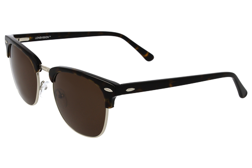 product image LENSVISION - #SurfingHawaii - Havanna/Silver