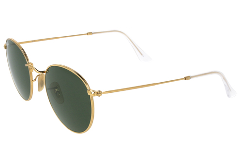 product image Ray-Ban ROUND METAL 50-21 RB3447 001 Arista