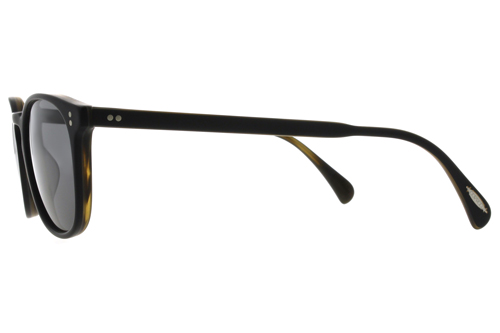 product image Oliver Peoples - Finley Esq. SUN - Matt Black/Moss Tortoise