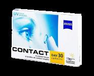 1 x 6 Kontaktlinsen