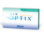 Air Optix for Astigmatism - 3 Monatslinsen