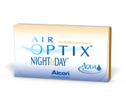 Air Optix AQUA Night & Day - 3 Monatslinsen