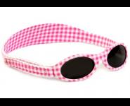 BabyBanz Pink Caro (0-2 Jahre) Babysonnenbrillen von Baby Banz