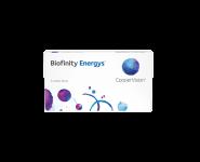 Biofinity energys - 6 Monatslinsen