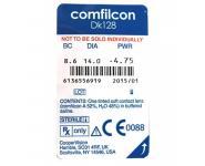Comfilcon A (Dk128)  - 6 Monatslinsen