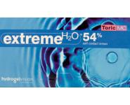 Extreme H2O 54% Toric MC - 6 Monatslinsen