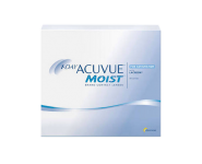 1-Day Acuvue Moist for Astigmatism - 90 Tageslinsen