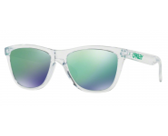 Oakley Frogskins Polished Clear OO9013-A3