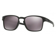 Oakley Latch SQ - OO9353-02 - Matte Black - Polarized