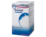 Oxysept Comfort B12 - 3x300ml & 90 Tabletten & Behälter