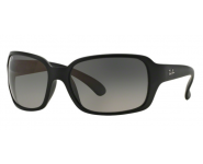 Ray-Ban RB4068 601SM3 Matte Black Polarized 60-17