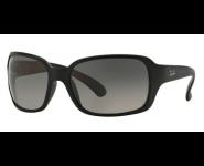 Ray-Ban RB4068 601SM3 Matte Black Polarized 60-17