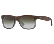 Ray-Ban Justin RB4165 - 854-7Z Brown 51-16