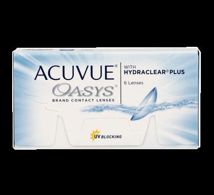 Acuvue Oasys - 6 Kontaktlinsen