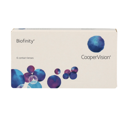 Biofinity - 6 Monatslinsen