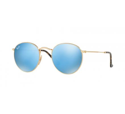 Ray-Ban Round Metal RB3447N - 001/90 50/21