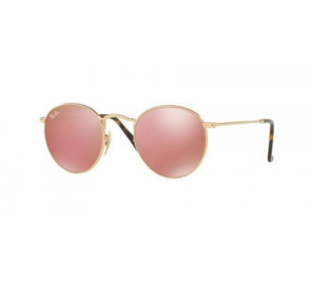 Ray-Ban Round Metal RB3447N - 001/Z2 50/21