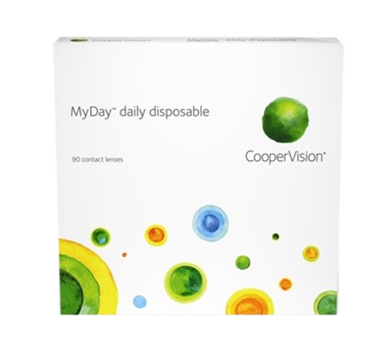 MyDay daily disposable - 90 lenti giornaliere