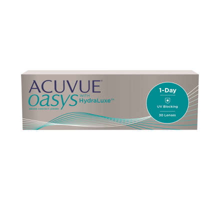 ACUVUE OASYS 1-Day with HydraLuxe - 30 lenti giornaliere