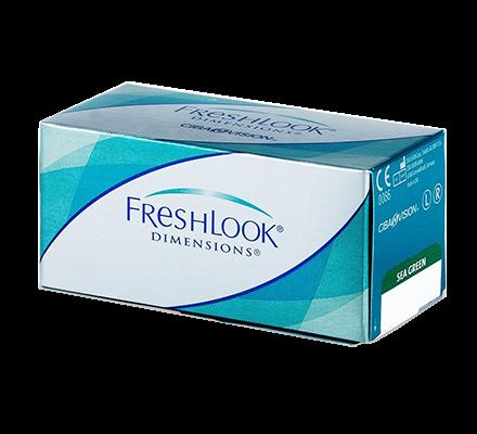 FreshLook Dimensions Kontaktlinsen - 6 Linsen