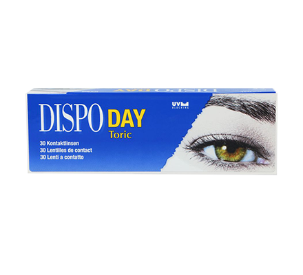 Dispo Day Toric - 30 Tageslinsen