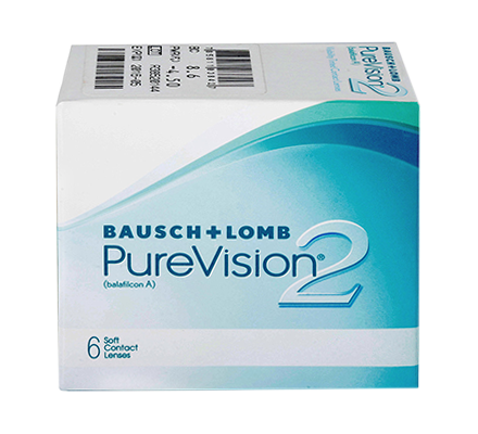 Pure Vision 2 HD - 3 Monatslinsen
