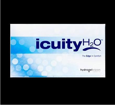 icuity H2O - 12 Kontaktlinsen