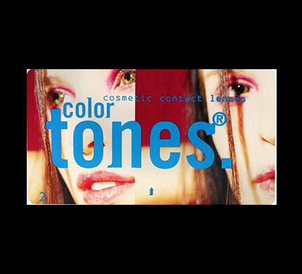 Color Tones Farblinsen - 2 Linsen