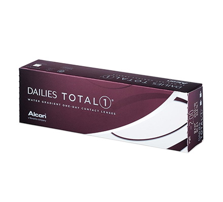 DAILIES TOTAL 1 - 30 Tageslinsen