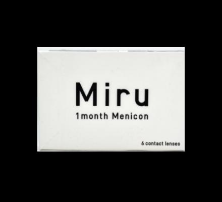 Miru Multifocal - 6 Monatslinsen