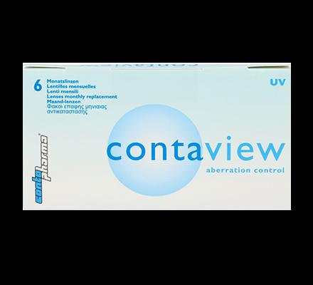 Contaview Aberration Control UV - 6 Monatslinsen