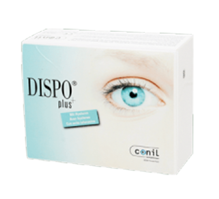 Dispo Plus Toric - 90 Tageslinsen