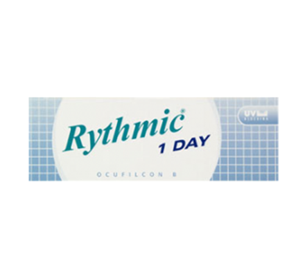 Rythmic 1-Day UV - 30 Tageslinsen