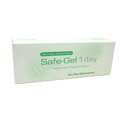 Safe-Gel 1 day - 90 Tageslinsen