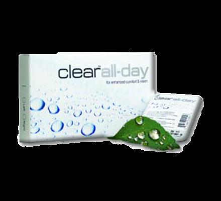 Clear all-day - 6 Monatslinsen