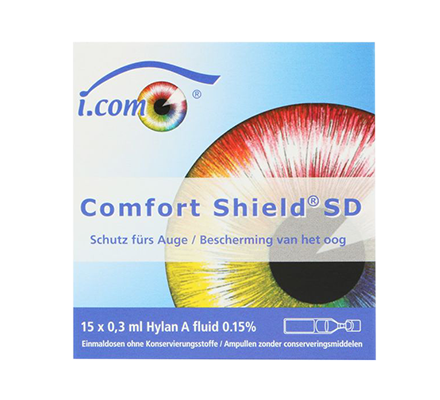 Comfort Shield Ampullen-Unidoses 0.3ml