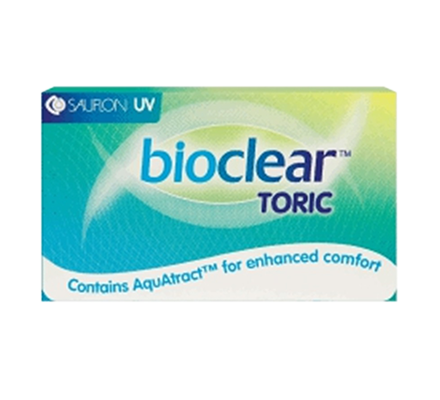 Bioclear TORIC Sauflon UV - 6 Monatslinsen