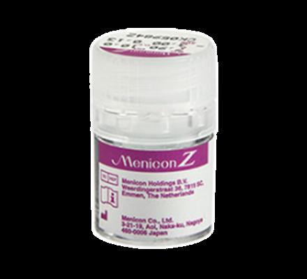 Menicon Z Comfort - 1 harte (formstabile) Kontaktlinse