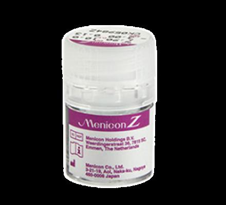 Menicon Z - 1 harte (formstabile) Kontaktlinse