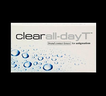 Clear all-day T - 6 Monatslinsen