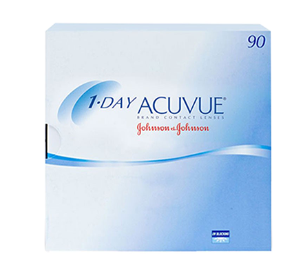 1-Day Acuvue - 90 Tageslinsen
