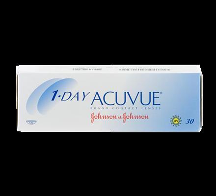 1-Day Acuvue <span>30 Tageslinsen</span>