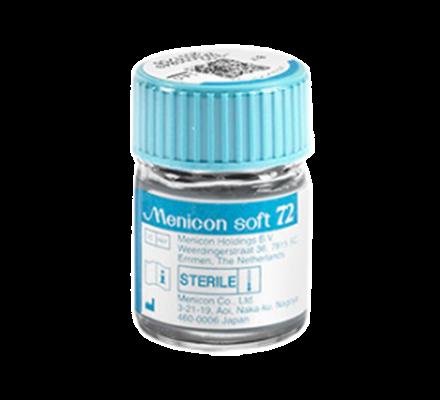 Menicon Soft 72 - 1 weiche Jahreslinse