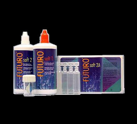 FUTURO SOFT 2A - Neutralisationslösung 30 x 10ml