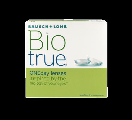 Biotrue ONEday - 90 Tageslinsen