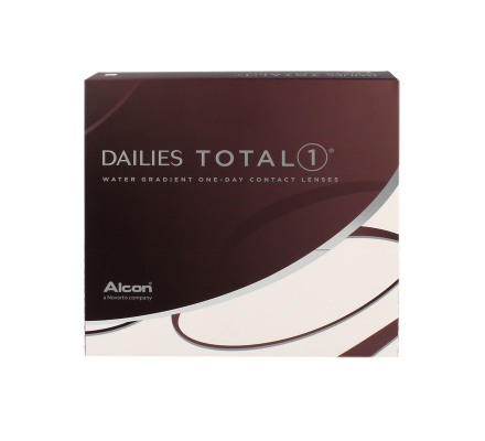 DAILIES TOTAL 1 - 90 Tageslinsen